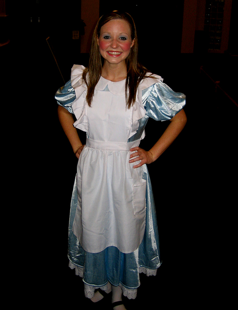 Jessica Byler as Alice