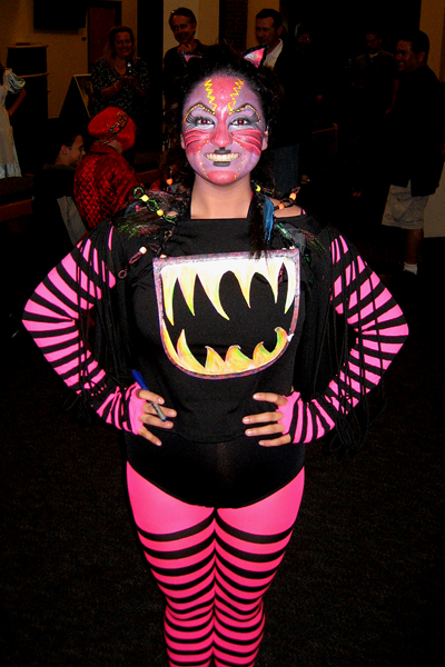Liz Torres as the Cheshire Cat