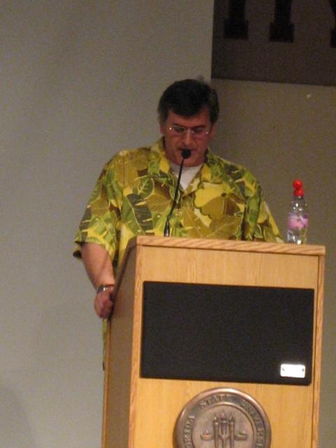 Bruce Campbell at FSU