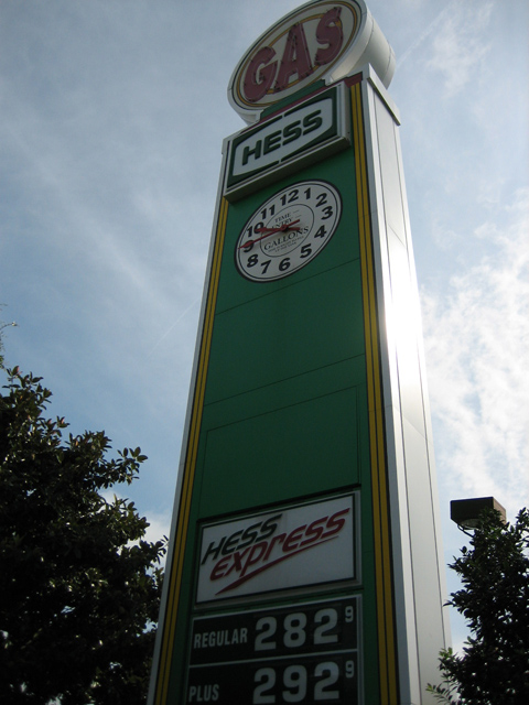 The Hess Station at DTD