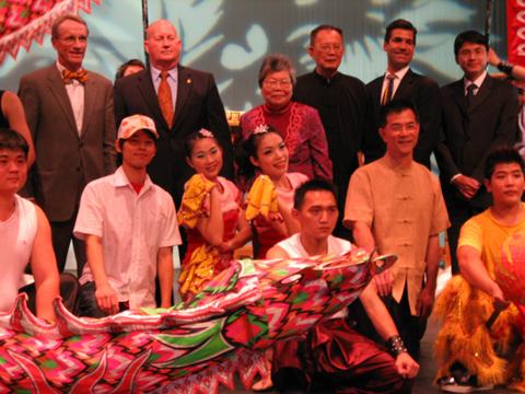 Hung Sheng Lion Dance Theater