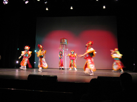 Hung Sheng Lion Dance Theater