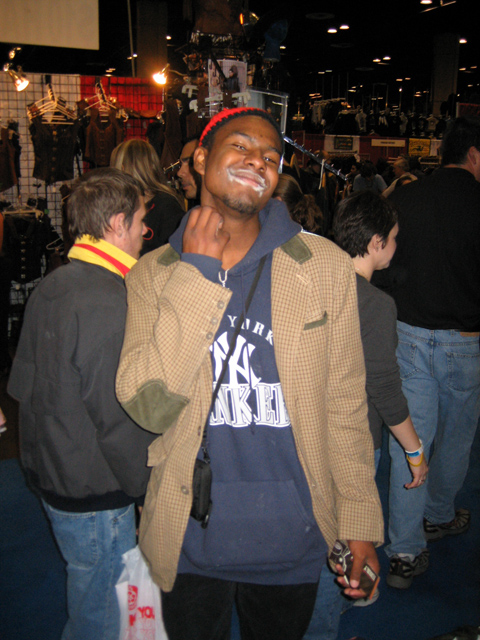 Tyrone Biggums Cosplay